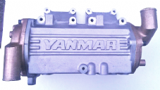 Yanmar 4LH-HTE Intercooler 119175-18100